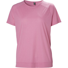 Helly Hansen HP Racing T-shirt Dam dragon fruit